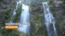 Geweldige watervallen: Ecuador!