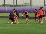 XV de France - Le dernier entraînement de veille de match
