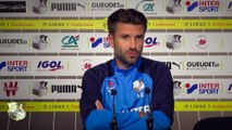 Conférence de presse d'avant Match, Luka Elsner ( FC Metz - Amiens SC )