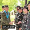 Central Visayas commander Noel Clement is new armed forces chief