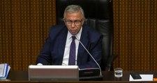 Senet davasında Mansur Yavaş hakkında yakalama kararı ve yurt dışına çıkış yasağı talebi reddedildi