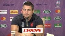 Guirado «On part de loin mais on a de l'appétit» - Rugby - Bleus