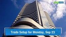 Trade Setup for September 23