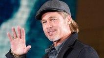 Brad Pitt: Er schaut zu seinem Vater auf