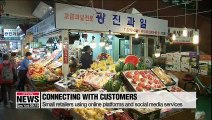 Traditional markets coming back to life through globalization and online platforms
