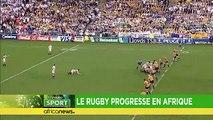 Le rugby progresse en Afrique