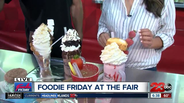 Foodie Friday: churros and over-the-top shakes at Fabe's