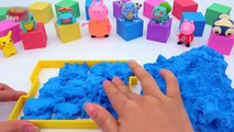 Johnny Johnny yes Papa Learn Colors w Rainbow Mad Mattr Peppa Pig Villa, Castle, Pool Toys for Kids
