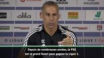 6e j. - Sylvinho : ''Je n'ai pas attendu PSG-Real pour savoir...''