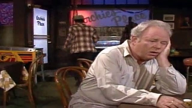 All In The Family Season 8 Episode 8 Archie's Bitter Pill (1)