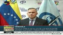 Venezuela: fiscalía denuncia nexos entre Guaidó y paramilitares