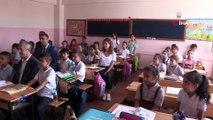 Başkan Tahmazoğlu, öğrencilerle bir araya geldi