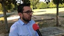 Maximilien Schnel,chef de file du MoDem à La Roche-sur-Yon