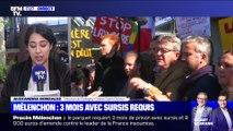 Jean-Luc Mélenchon: 3 mois de prison avec sursis requis - 20/09