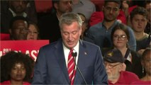 de Blasio Drops Out Of Presidential Race