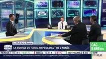 Le Club de la Bourse: David Kalfon, Alain du Brusle, Christian Mariais et Vincent Ganne - 20/09