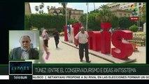 Juan Francisco Coloane: Túnez ha sido siempre una base de EE.UU.