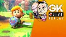 [GK Live Replay] Noddus fait tourner sa petite épée sur Link's Awaneking 2019