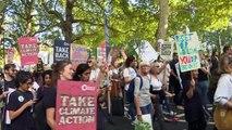 مشاركة شبابية واسعة في الإضراب العالمي من أجل المناخ
