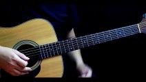 Ja cu budna sanjati - Vanna & Gibonni - solo cover lesson