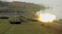 Concluyen las maniobras militares de Rusia y otros siete países