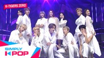 [Simply K-Pop] Simply's Spotlight K-TIGERS ZERO(K타이거즈 제로) - Now (Prod. Cha Cha Malone) + Side Kick (Prod. DJ KOO)
