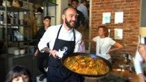 Anche a Milano si festeggia la Giornata mondiale della paella