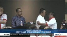 Youth and Sports Minister Resigns