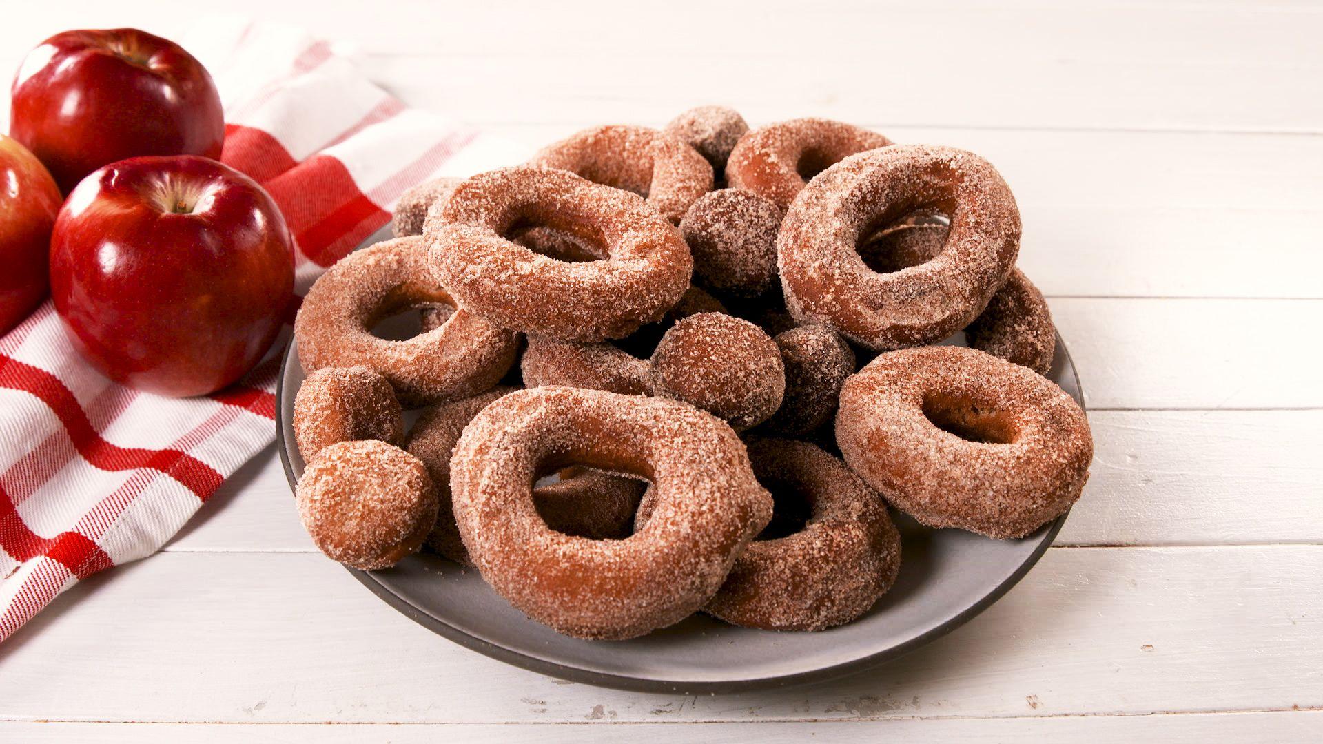 After You Go Apple Picking, You MUST Make Apple Cider Donuts
