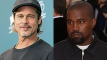 Brad Pitt Praises Kanye West