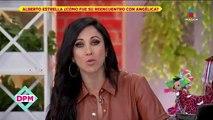 Alberto Estrella y el reencuentro con su gran amor: Angélica María