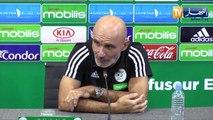 """Batelli : """"L'Algérie et la France sont de grandes équipes, ça sera un match intéréssant"""""""