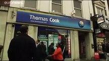 Le voyagiste Thomas Cook au bord de la faillite