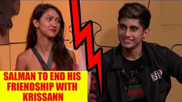 Ace of Space 2: Salman to end his friendship with Krissann