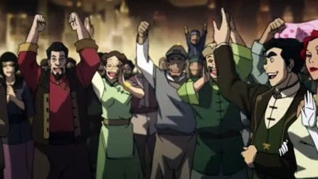 Avatar The Legend of Korra Season 2 Episode 11 Night of a Thousand Stars