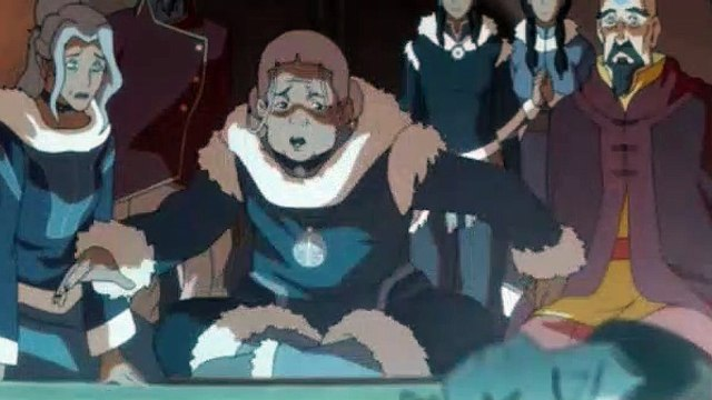 Avatar The Legend of Korra Season 2 Episode 12 Harmonic Convergence