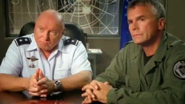 Stargate SG Season 5 Episode 18 The Warrior