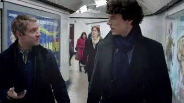 Sherlock Season 3 Episode 1 The Empty Hearse - Part 02