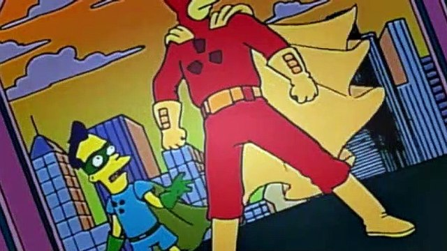 The Simpsons Season 7 Episode 2 - Radioactive Man
