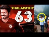Thalapathy 63 Shooting Spot Video on Viral!