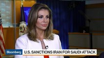 State Dept.'s Ortagus Says All Options Are on the Table Regarding Iran