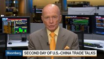 Mobius Says Interim Trade Truce Is Best Solution for Both U.S. and China