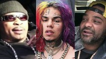 Audio Released of Jim Jones Advising 9 Trey Bloods to Violate TEKASHI69 6ix9ine