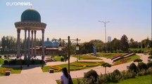يوم روسي ياباني حافل في افتتاح منافسات الجائزة الكبرى للجيدو في طشقند