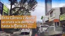 Vea cómo recorrer el tramo de la Calle 21 que ahora es de doble sentido