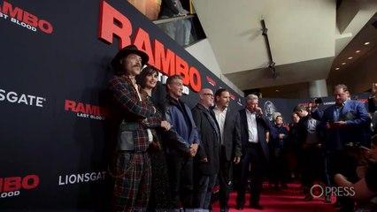 Talento Español en la Última de Rambo