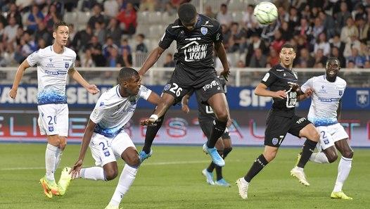 J08 - AJ Auxerre 1-2 ESTAC ⎥Résumé du match - Vidéo dailymotion