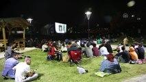 Muğla'da açık hava sinemasını 3 bin öğrenci izledi