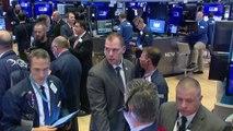 Stocks drop after China cancels Montana farm trip