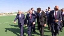 TBMM Başkanı Şentop, Kırşehir'de cenaze törenine katıldı (2)